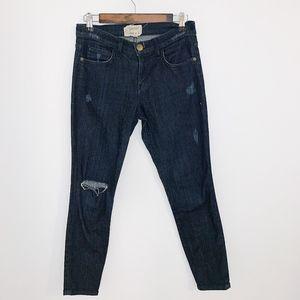 Current/Elliott stiletto high rise jeans size 27